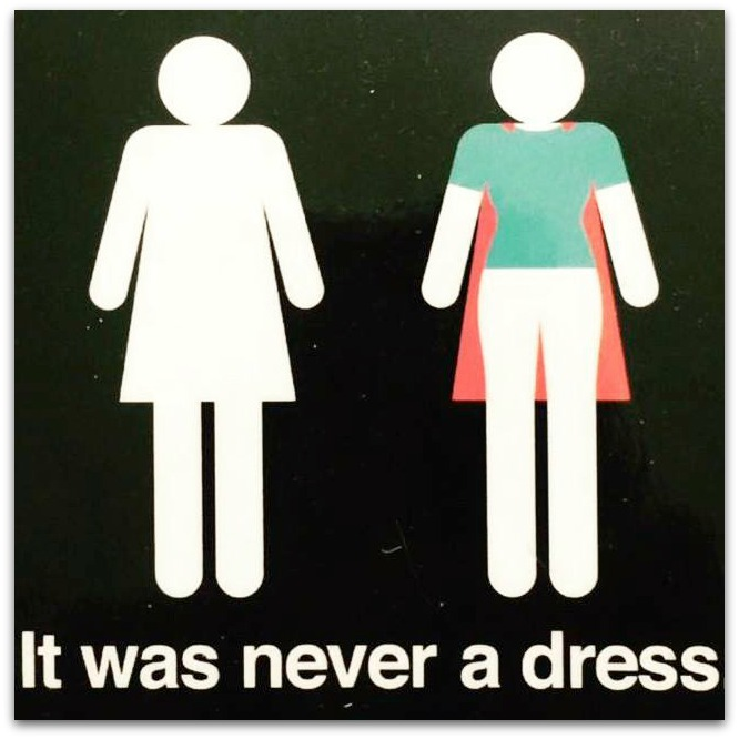 It-was-never-a-dress