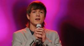 Alex Lambert on stage fright