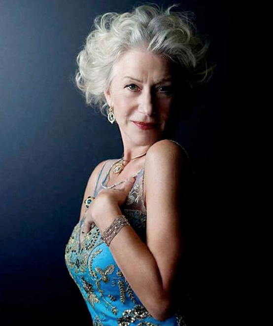 helen mirren speaking russian