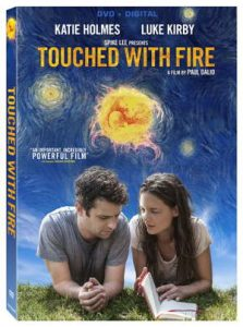 Touched With Fire movie