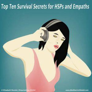 Top Ten Survival Secrets