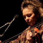 Laurie Anderson: Be something different every day if you want.