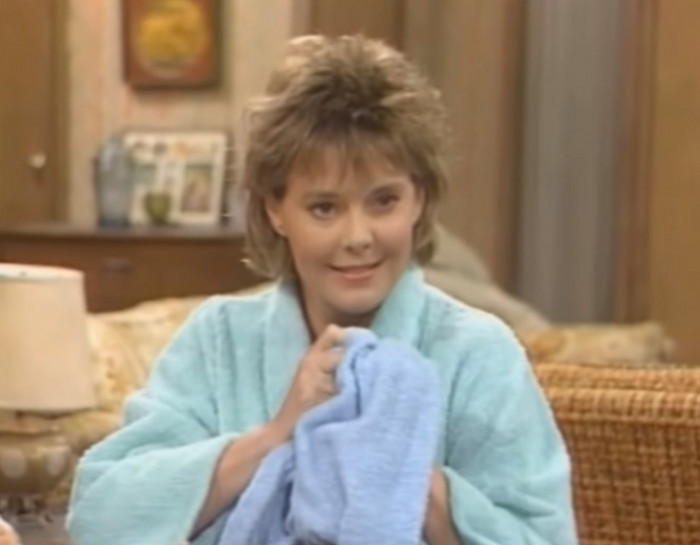 Amanda Bearse as Marcy on Married...with Children