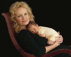 Artistic confidence: Anne Geddes on believing in herself despite her childhood