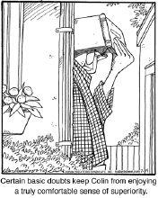 Ballard Street comic
