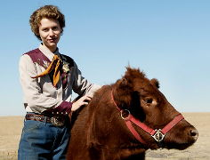 Claire Danes as Temple Grandin