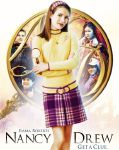Emma Roberts as Nancy Drew