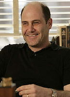 "The creative personality - ""Mad Men"" creator Matthew Weiner"