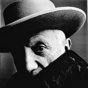Photographer Irving Penn