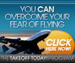 Takeoff Today program for fear of flying